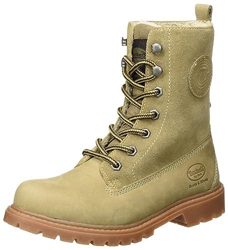 Cheap Choice Womens 19pa338-300 Combat Boots Dockers by Gerli Cheap Sale Official Site f1ZhUjdDv