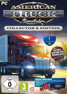 American Truck Simulator [Importación Italiana]: Amazon.es: Videojuegos