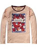 Scotch R'Belle Girls' Long-Sleeved Top