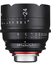 Rokinon Xeen XN24-PL 24mm T1.5 Professional CINE Lens for PL Mount