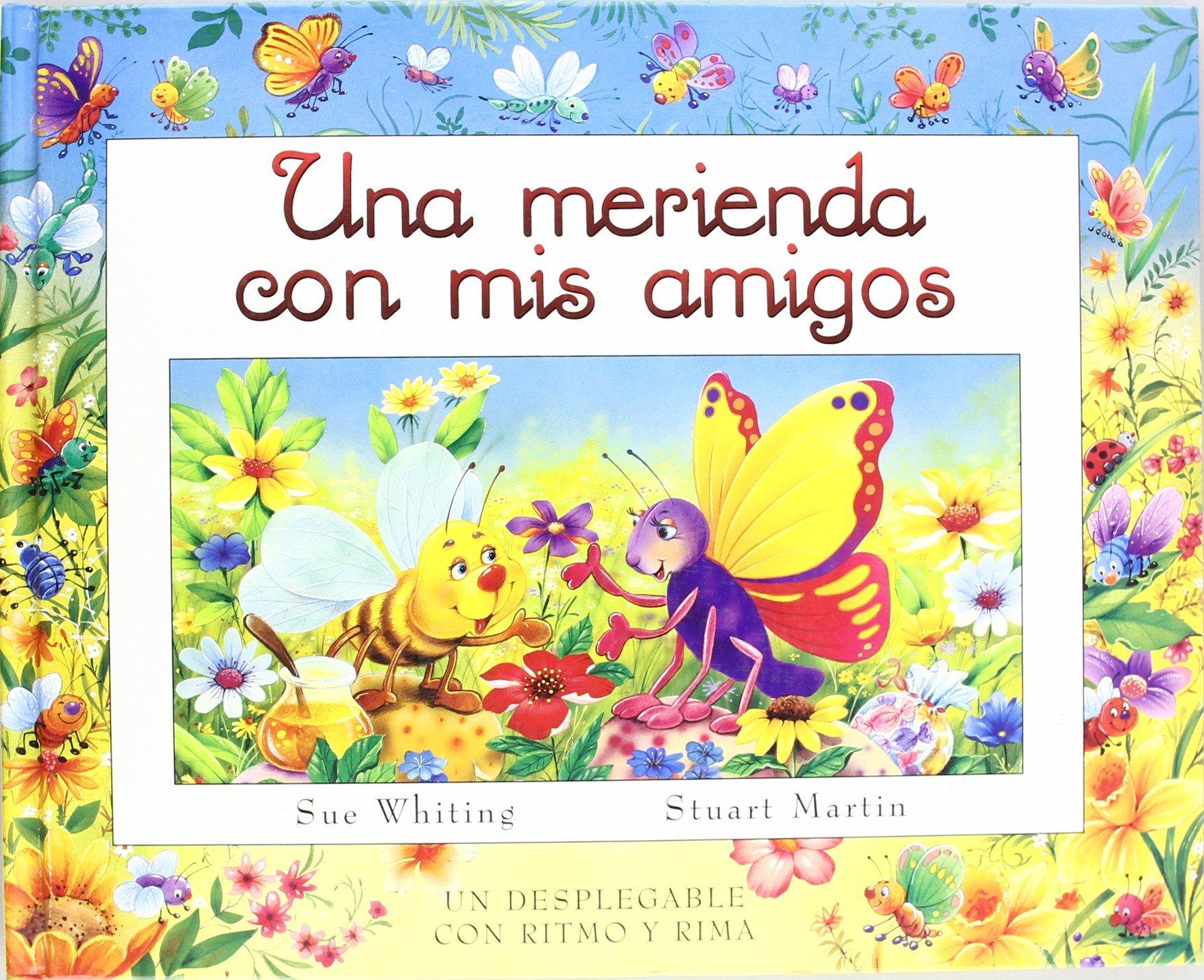 UNA MERIENDA CON MIS AMIGOS: 9788466619837: Amazon.com: Books
