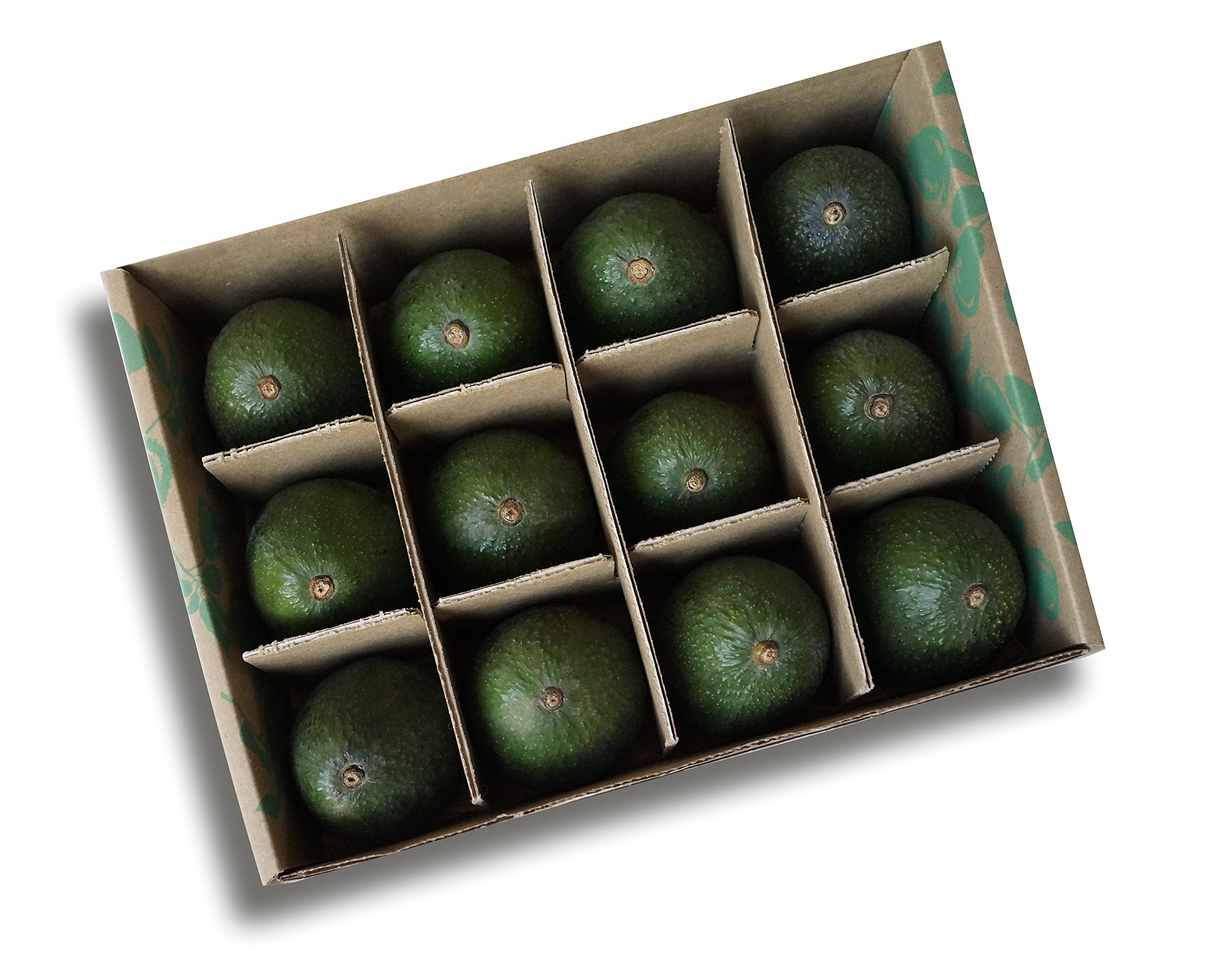 12 Large Organic California Hass Avocados by Avoganic (Image #2)