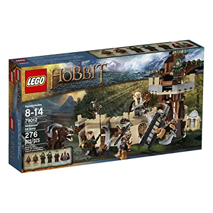 Amazon.com: LEGO The Hobbit 79012 Mirkwood Elf Army (Discontinued by ...