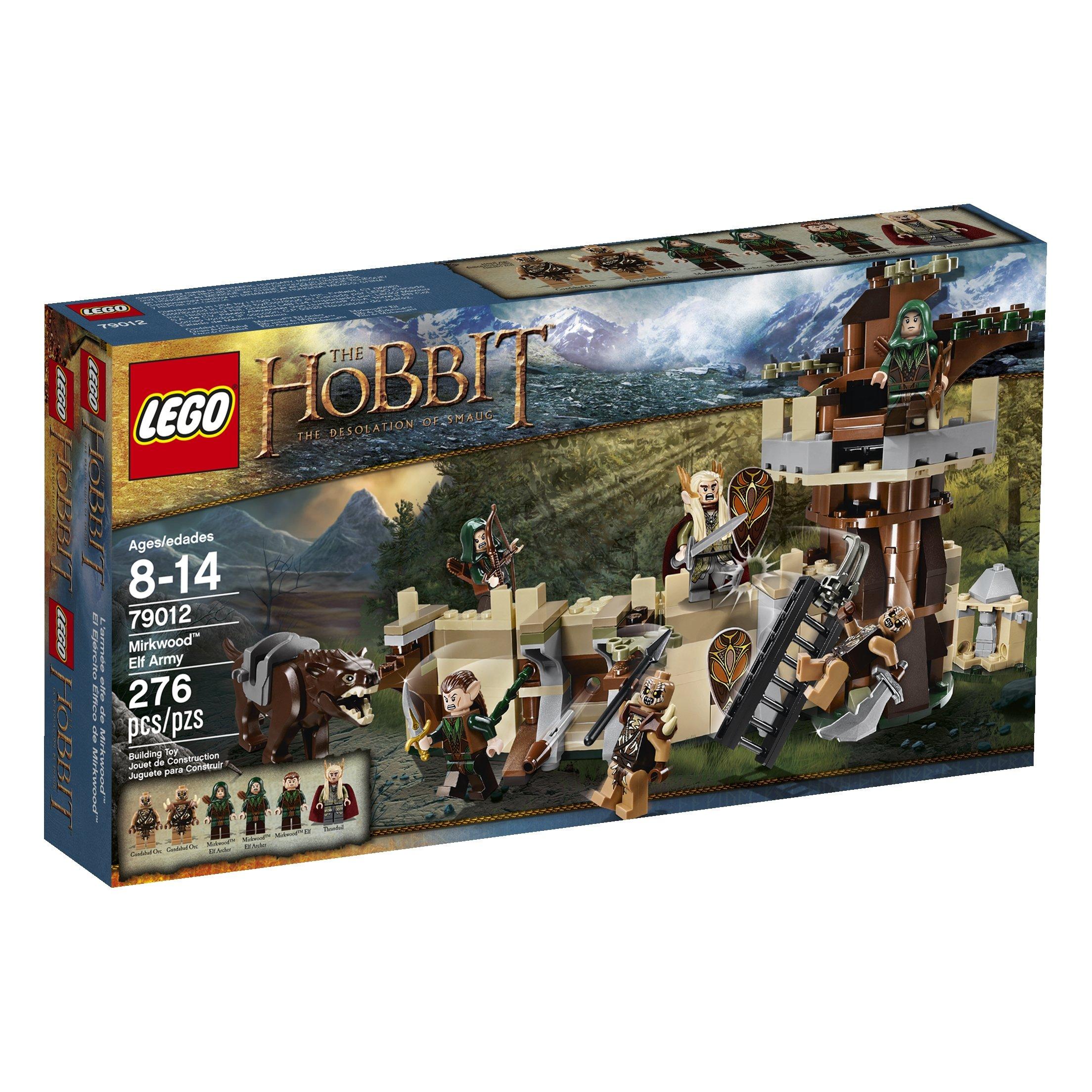 ویکالا · خرید  اصل اورجینال · خرید از آمازون · LEGO The Hobbit 79012 Mirkwood Elf Army (Discontinued by manufacturer) wekala · ویکالا