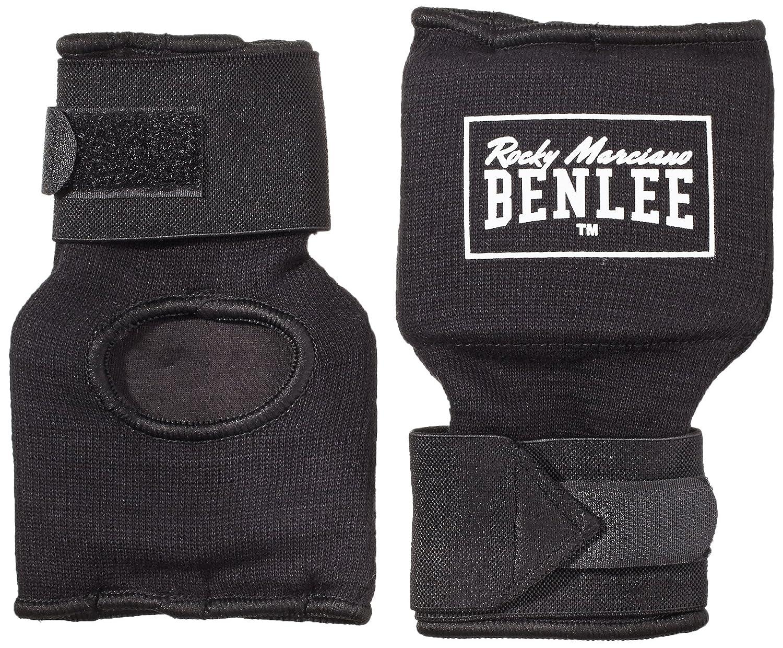 BENLEE Rocky Marciano Handbandage Foreman - Vendas de boxeo, color negro, talla m 199089 199089/1000_Black-M