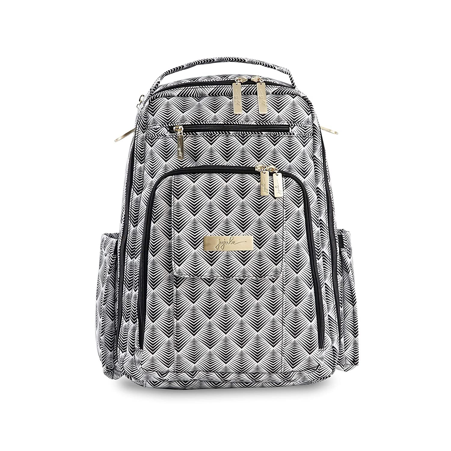 e4651f10249a JuJuBe Be Right Back Multi-Functional Structured Backpack/Diaper Bag,  Legacy Collection - The...