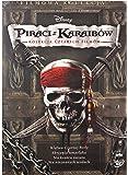 Pirates Of The Caribbean 1-4 (BOX) [4DVD] [Region 2] (IMPORT) (No hay versión española)