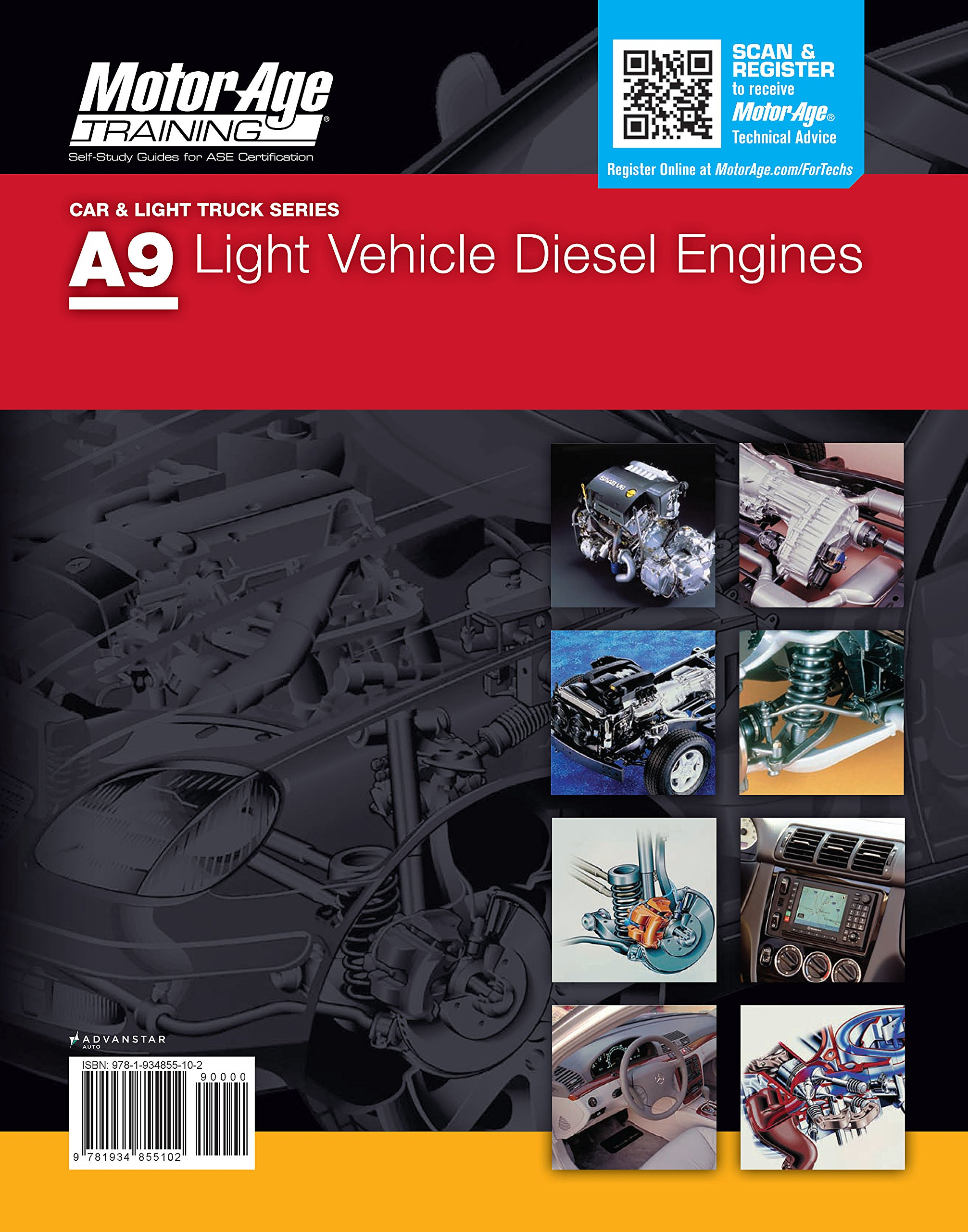 A9 Light Vehicle Diesel Engines Motor Age Training Self Study
