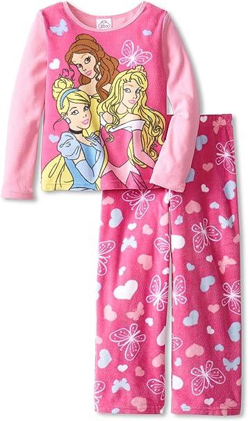 Disney Frozen 2 Kids Girls Nightie Nightdress Short Sleeve Pyjamas Nightwear UK