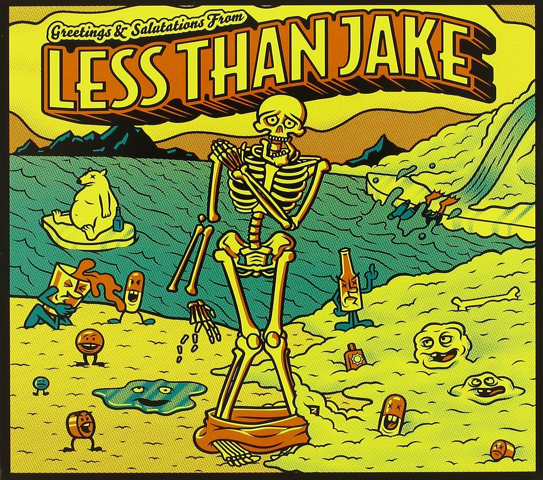 Less Than Jake Greetings Salutations Amazon Music
