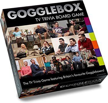 Gogglebox TV Trivia Juego de mesa 2018 , color/modelo surtido: Amazon.es: Juguetes y juegos