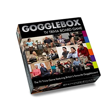 Paul Lamond Gogglebox TV Trivia Juego de Mesa 2018: Amazon.es ...