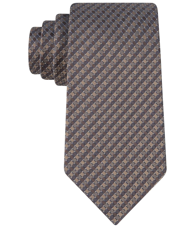 Kenneth Cole Mens Natte Necktie