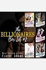 The Billionaires Box Set #2 (5 Billionaire Romances)