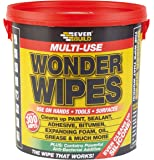 Multi-Use Wonder Wipes - Cleaning wipes multi-uses - 300 wipes - Clear