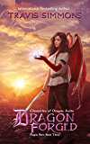 Dragon Forged: Chronicles of Dragon Aerie Young Adult Fantasy Fiction (Plague Born Book 3)