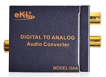 Ronsen DAA - Conversor SPDIF / coaxial a RCA Audio