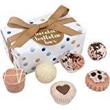 Bomb Cosmetics Chocolate Ballotin Assortment Bath Gift Set [Packaging may vary]