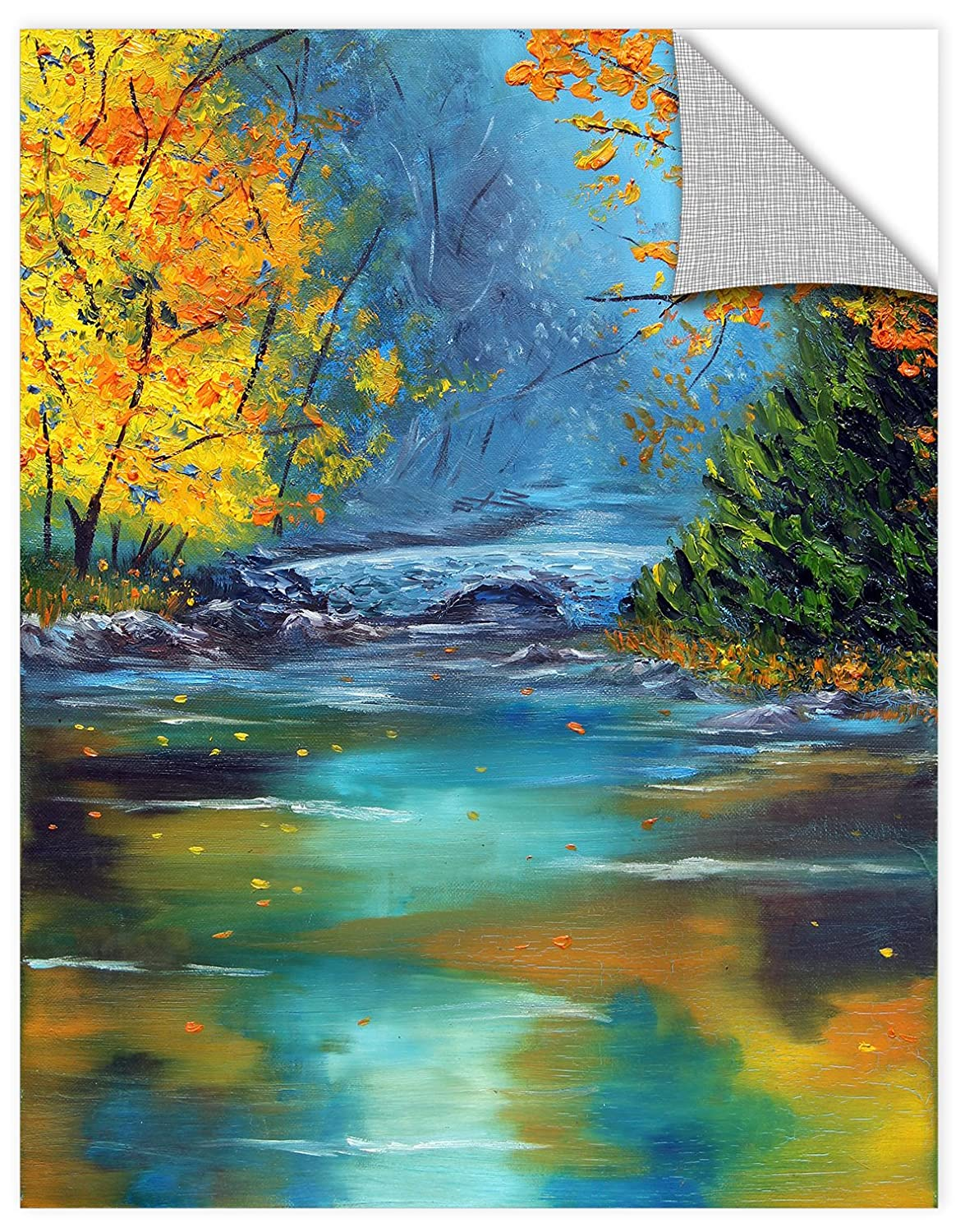 18 x 24 ArtWall 0tro023a1824p Meaghan Troups Assurance Removable Wall Art Mural