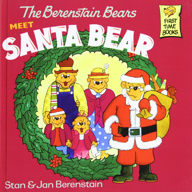 The Berenstain Bears Meet Santa Bear ebook