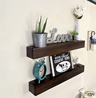 amazon com nick nack wall shelf home kitchen