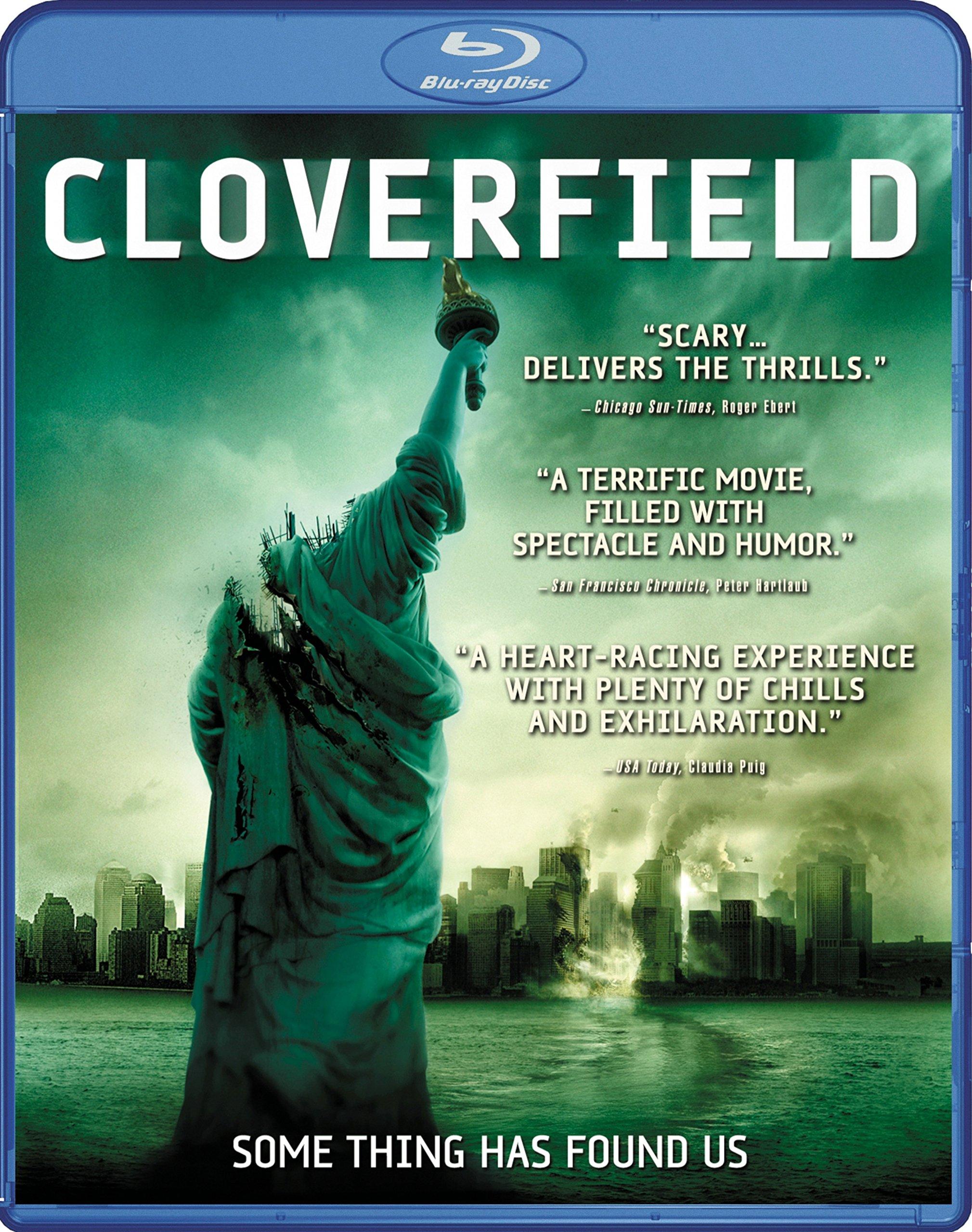 Blu-ray : Cloverfield (Blu-ray)