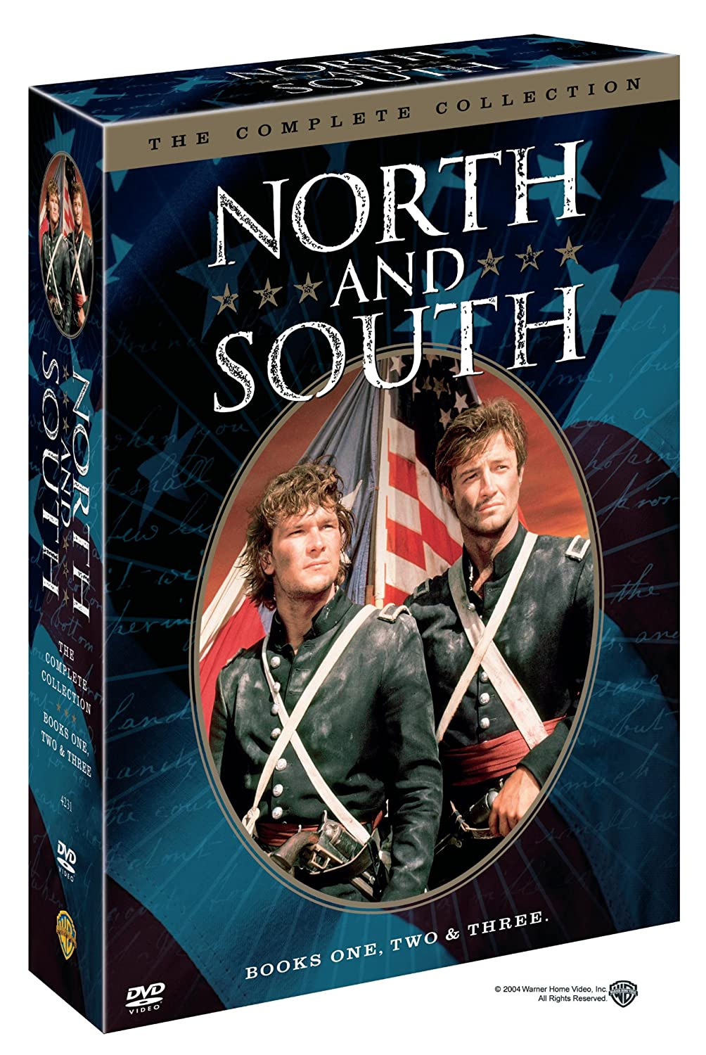 North and South: The Complete Collection Various Warner Bros. Home Video 15465696 Drama