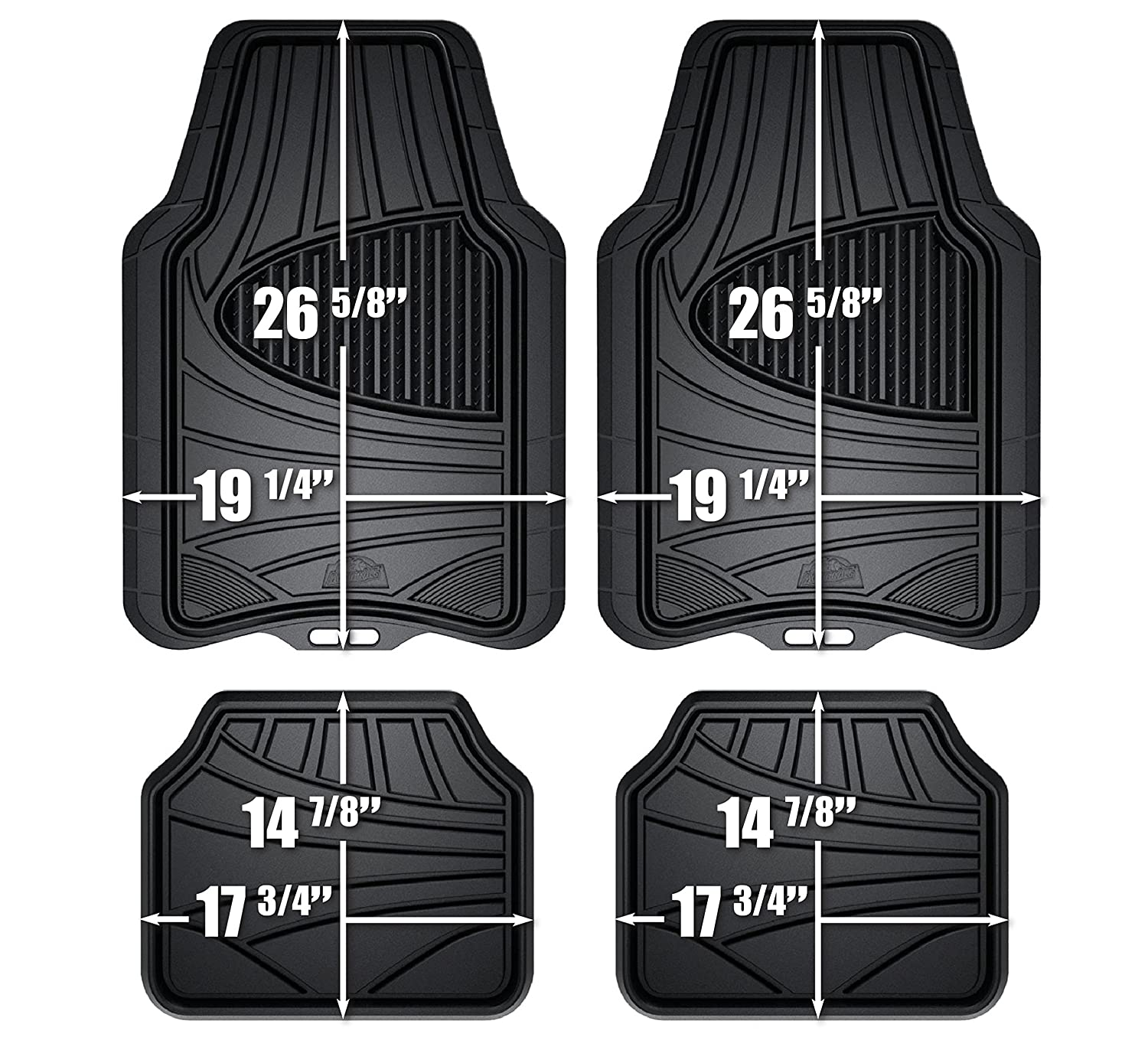 Rubber floor mats toyota rav4 - Most Wished For
