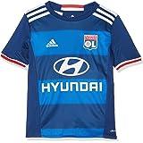 Adidas Lyon A JSY Y Camiseta 2ª Equipación Olympique de Marsella 2015/16, Niño
