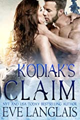 Kodiak's Claim (Kodiak Point Book 1) Kindle Edition