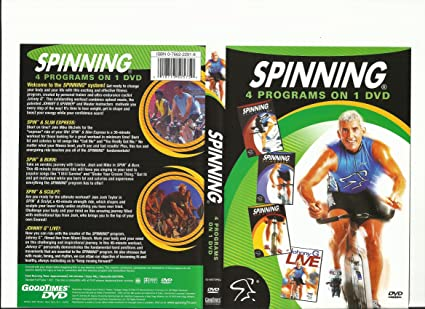 Spinning 4 Programs on 1 DVD: Amazon.es: Cine y Series TV
