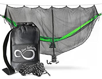 Medium image of lightweight hammock bug   by live infinitely  u2013 11 u0027long by 5 u0027 wide