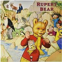 Rupert Bear Wall Calendar 2019 (Art Calendar)