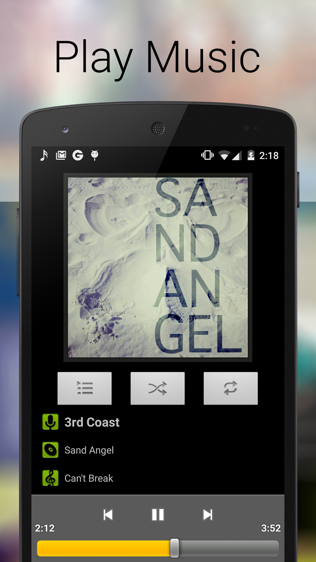 98ac54aaf Amazon.com: Music Player for Android: Appstore for Android