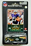 Green Bay Packers 2008 NFL Limited Edition Die-Cast 1:64 Ford Truck with Jordy Nelson Card