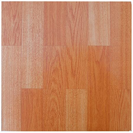Floor Tiles Self Adhesive Wood Effect Vinyl Flooring Kitchen