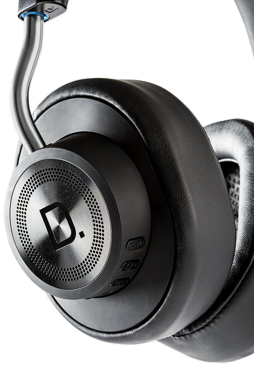 Auricular Definitive Technology Sinfónica 1 inalámbrico Bluetooth con Active Noise función cacellation Negro: Amazon.es: Electrónica