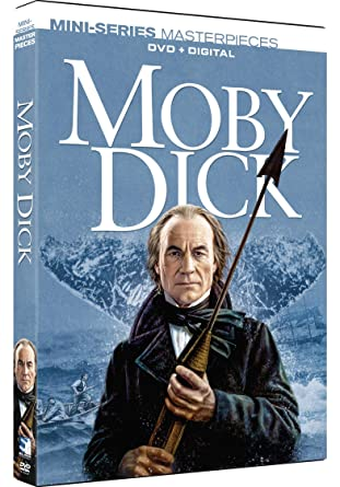 Moby Dick - MiniSeries Masterpiece - DVD + Digital