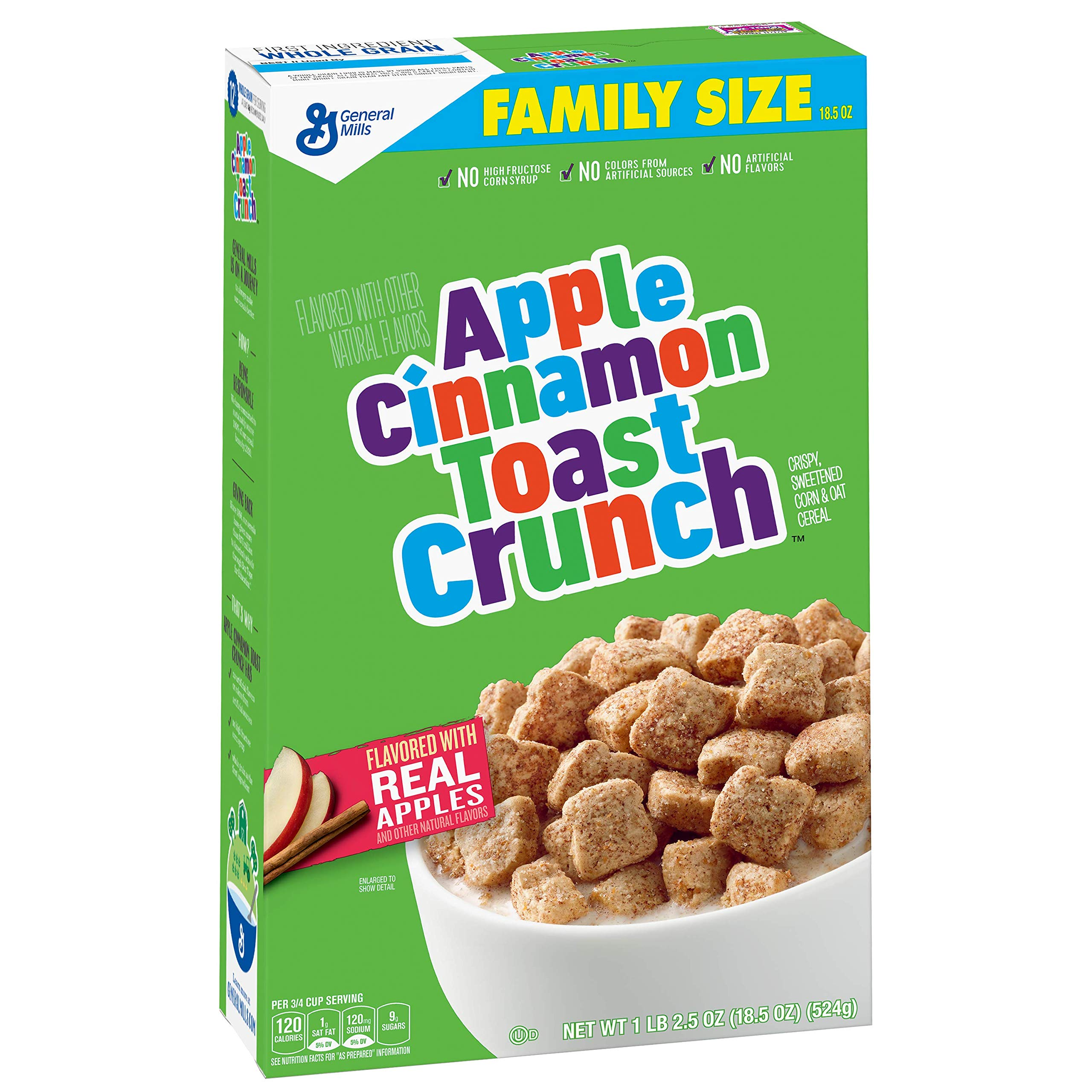 Amazon.com: Blueberry Toast Crunch Cereal, 18.25 Oz: