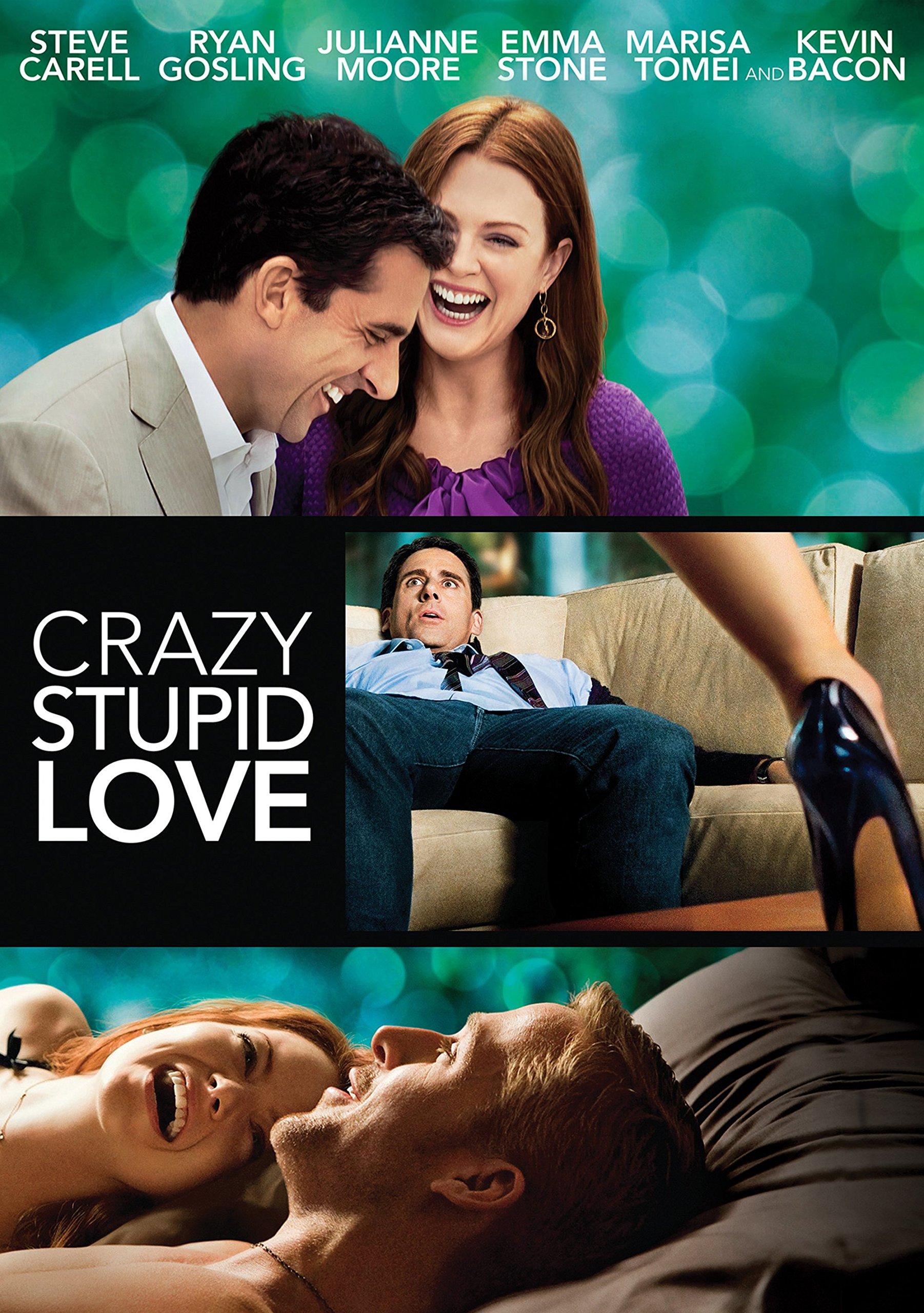 Amazoncom Crazy Stupid Love Steve Carell Ryan Gosling