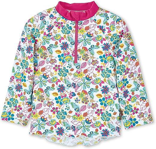 Sterntaler Unisex Kinder Langarm-Schwimmshirt Rash Guard Shirt