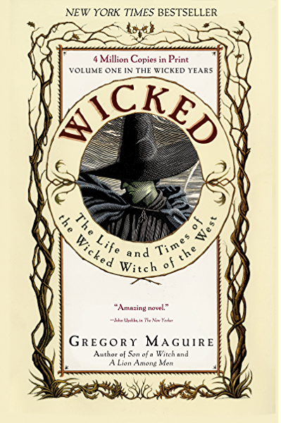 Wicked: Life and Times of the Wicked Witch of the West (Wicked Years Book 1) - Kindle edition by Maguire, Gregory. Literature & Fiction Kindle eBooks @ Amazon.com.