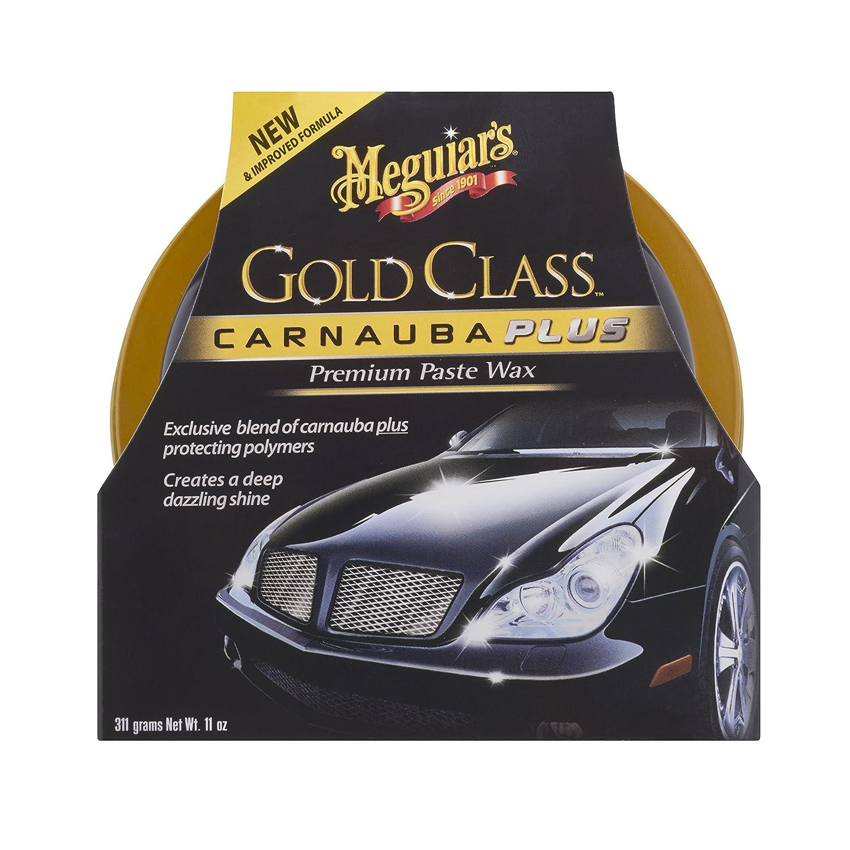 Meguiar's 73352 Gold Class Cera in Pasta, 311 g 3M G7014EU