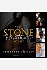 The Stone Brothers: A Complete Romance Series (3-Book Box Set) Kindle Edition