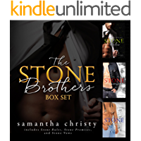 The Stone Brothers: A Complete Romance Series (3-Book Box Set)