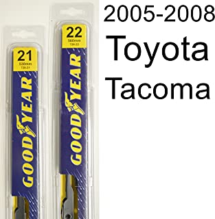 """product image for Toyota Tacoma (2005-2008) Wiper Blade Kit - Set Includes 22"""" (Driver Side), 21"""" (Passenger Side) (2 Blades Total)"""
