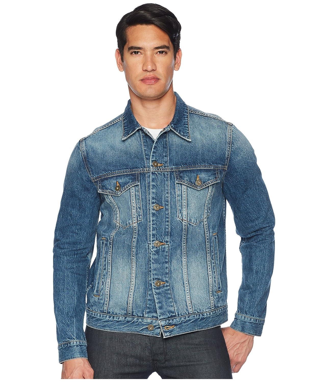 [ボールドウィンデニム] メンズ コート Whittier Denim Jacket [並行輸入品] B07DV7XHVY Small
