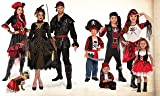Rubies Costume Child's Sweet Pirate