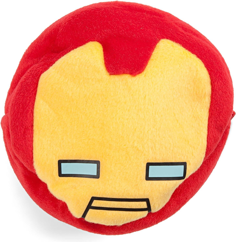 Marvel Kawaii Art Collection Iron Man Face Purse