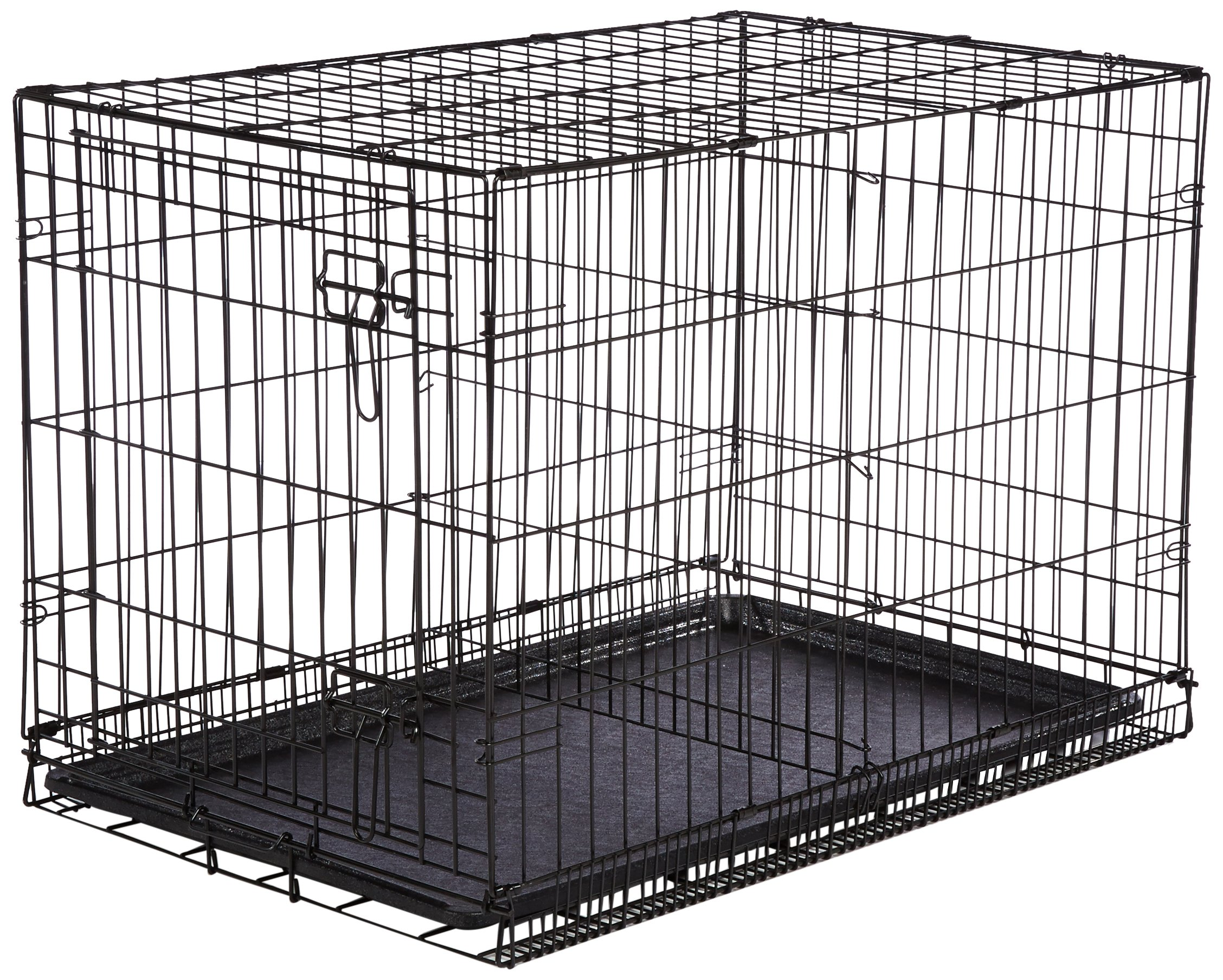 Extra Large Dog Crate Kennel Folding Pet Wire Cage Giant